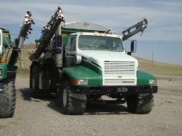 100 Fertilizer Truck Spreader S Greyn Supply