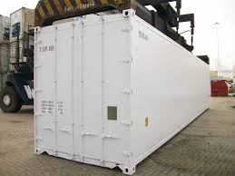 100 40 Ft Cargo Containers For Sale Refrigerated Non Operational High Cube Shipping