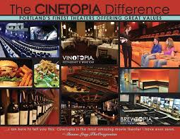 Cinetopia Living Room Theatre by Living Room Theater At Cinetopia Progress Ridge 14 Yelp