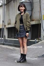 Official Korean Fashion I Have Similar Skirt Shirt And Those Shoes So