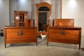 chambre louis xvi walnut louis xvi bedroom suite antic