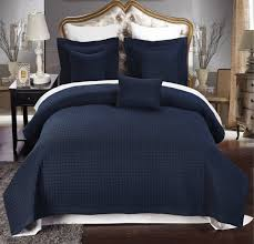 Navy blue forter sets – king – Chooz e