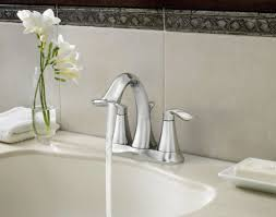 Moen Banbury Bathroom Faucet Brushed Nickel by Faucet Com 6410bn In Brushed Nickel By Moen