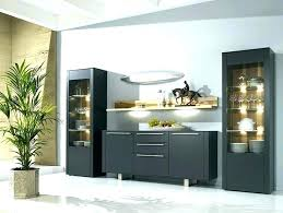 Dining Cabinet Room Built In Cabinets Contemporary Modern Display