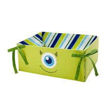 Monsters Inc Baby Bedding by Disney Baby Monsters Inc Tied Storage Disney Baby Toys