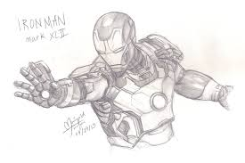 Mark 42 By Fangirloftheopera
