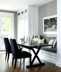 Dining Room Bench Seating Ideas The Best Kitchen On A Amazing