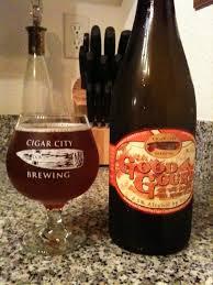 Imperial Pumpkin Ale by Cigar City Good Gourd The Miami Malt Bomb