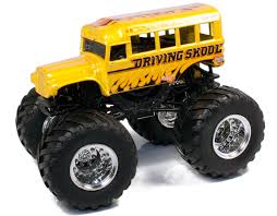 Driving Skool | Hot Wheels Wiki | FANDOM Powered By Wikia Monster Truck School Bus 3d Model In Concept 3dexport Toy Cool Oversized Wheels Kids Gift For Higher Education Higher Education Pinterest Hot Jam Diecast 1 Pull Back Novelty Vehicles Jams Flips Over By Creator_3d 3docean 2016 Hot Wheels School Bus 124 Scale Monster Jam Bus Hdr Nothing Wrong With Riding The Short Flickr 2018 Calendar May 26th Elko Speedway