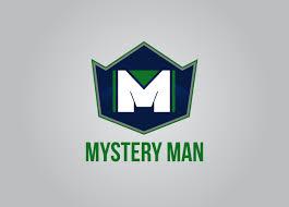 100 Mm Design Traditional Feminine Logo For Mystery Man By Alleriaz