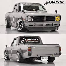 Japanese Classics Datsun 1200 Pick Up