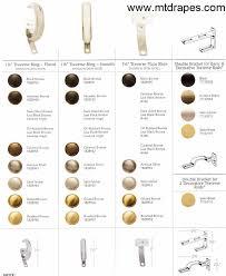 designer metals decorative traverse rods new low price