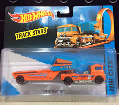 Jual Hot Wheels Track Stars SPEED BLASTER (orange) - Blue Line ... Tow Truck 6574395 Mattel Hot Wheels Haulers Over The Road Trucks Vintage 1994 Hotwheels Car Lift Tow Truck Mainan Game Alat Hot Wheels Red Line 6450 Tow Truck Green Jual Rlc Rewards Series Heavys Di Lapak J And Toys Matchbox Mbx Urban How To Make A Hot Wheels Custom Rust Como Introduces The Larry Wooddesigned Steam Punk Ramblin Wrecker Larrys 24 Hr Towing Chevy 1983 Rig Steves Die Cast Toy Capital Diecast Garage 1970 Heavyweight Mrsenctvts Amazing Customs Pinoy Pride Kombi And