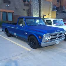Kerry Turner's 1972 GMC Pickup On Wheelwell