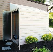 Used Storage Sheds Okc by Amazon Com Arrow Shed Ys47 Yard Saver 4 Feet By 7 Feet Steel