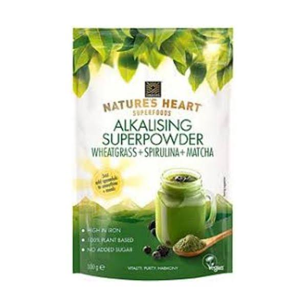 Natures Heart - Alkalizing Superpowder 100g