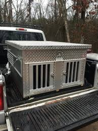 Heritage Dog Box * | Arkansas Hunting - Your Arkansas Hunting Resource Truck Tool Box Dog Bloodydecks Hunting Pinterest Dogs Dogs 34 In Dog Box Tool Custom Tting Accsories Formulaoldiescom Owns Michigan Sportsman Online And Shotgunworldcom Homemade Special Order Hunter Series Triple Compartment Without Rds Alinum Boxes Like New From Ft Utility Crates Valley Eeering For Your Rig Picturestrucks 4wheelers Etc Biggahoundsmencom