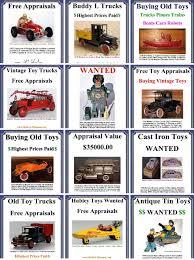 100 Antique Truck Values Free Online Toy Appraisals German American Japan