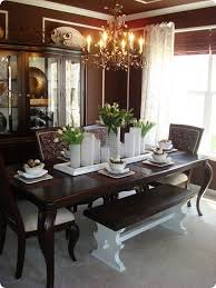 Homey Inspiration Dining Room Table Decor Ideas 28 Decorating For Spring 30