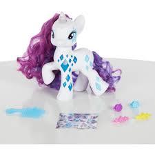 my pony cutie magic glow rarity figure