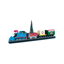 Thomas The Train Halloween Stencils by Bachmann Thomas Christmas Express Train Set 00721 Toys U0026 Games