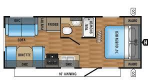 Jayco 2014 Fifth Wheel Floor Plans by 2018 Jayco Jay Flight 21qb Model