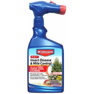 Bayer 708287A Advanced 3 In 1 Insect and Disease Control - 32oz
