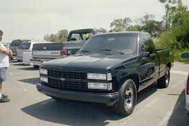 100 454 Truck Ss SS SS BLACK CHEVY OUTSIDE PICKUP SHOW TRUCK