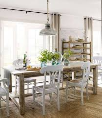 Rustic Dining Room Decorating Ideas by Double Antique Chandeliers For Dining Room Lights With Vintage