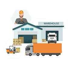 European Warehouse Means Just In Time Delivery