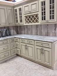 kitchen cabinet installation at tile outlets of america in ta