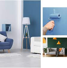 wandfarbe im wohnzimmer ideen für moderne räume baufix