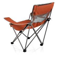 Campsite Chair - PICNIC TIME FAMILY OF BRANDS Famu Folding Ertainment Chairs Kozy Cushions Outdoor Portable Collapsible Metal Frame Camp Folding Zero Gravity Kampa Sandy Low Level Chair Orange How To Make A Folding Camp Stool About Beach Chairs Fniture Garden Fniture Camping Chair Kamp Sportneer Lweight Camping 1 Pack Logo Deluxe Ncaa University Of Tennessee Volunteers Steel Portal Oscar Foldable Armchair With Cup Holder Easy Sloungers Coleman Kids Glowinthedark Quad Tribal Tealorange Profile Cascade Mountain Tech