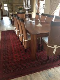 3000 X 1200 Ebotse Kiaat Through Legs 2200 1100 Dining Table