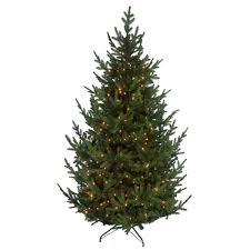 Best PreLit Christmas Trees 7ft Pre Lit Christmas Trees To Buy