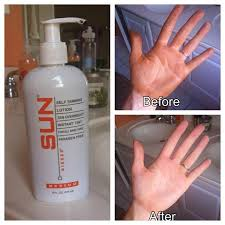 q a sun labs sunless tanning lotion lotion makeup and fake tan