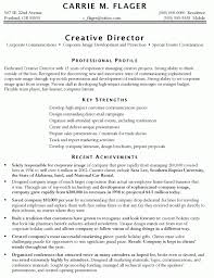 L F Creative Director Of Special Event Coordination With Marketing Resume Objectives Examples