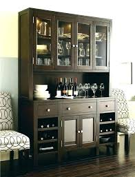 Dining Room China Cabinet Contemporary Modern Best Ideas On