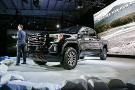 2019 GMC Sierra AT4 Lets You Off-Road In Comfort - Motor Trend Gmc Sierra Hd Adds Offroadinspired All Terrain Package Motor Trend Introduces New Offroad Subbrand With 2019 At4 The Drive Chevycoloroextremeoffroad Fast Lane Truck Best Used To Buy In Alberta 2016 X Revealed Gm Authority Introducing The 2017 Life Trucks Kamloops Zimmer Wheaton Buick 1500 Chevrolet Silverado Will Be Built Alongside Debuts Trim On Autotraderca Headache Rack 2014 2018 Chevy Add Lite Front Bumper