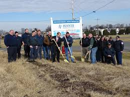 Fire Line Equipment, LLC Ground Breaking Held For New Building In ...