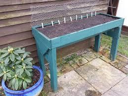 Picture Of Pallet Veggie Garden Planter