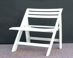 White Garden Chairs Wood Bench Wedding Wooden