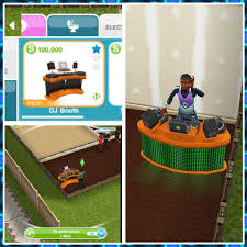 Sims Freeplay Second Floor Mall Quest by January 2015 The Who Games