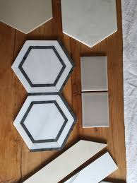 white gold selecting tile
