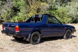 100 Subaru Pickup Trucks This BRAT Could Be Your Cheap Vintage OffRoader