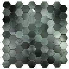 Smart Tiles Mosaik Multi by Smart Tiles Muretto Brina 10 20 In W X 9 10 In H Decorative