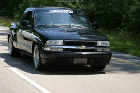 A Very Clean And Lowered Chevrolet S-10 Pickup Truck, Cruising Down ... Pin By S K On S10 Sonoma Pinterest Chevy S10 Gmc Trucks And Chevrolet Wikipedia In Pennsylvania For Sale Used Cars On Buyllsearch Ss Motor Car 1987 Pickup 14 Mile Drag Racing Timeslip Specs 060 2001 Extended Cab 4x4 Youtube 1993 Overview Cargurus 1985 2wd Regular For Sale Near Lexington 2003 22l With 182k Miles 1996 Gumbys Lowrider Ez Chassis Swaps 1994 Pickup 105 Tire Its A Real Sleeper