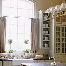 Kitchen Curtain Ideas Pictures by Kitchen Window Treatment Ideas U0026 Inspiration Blinds Shades