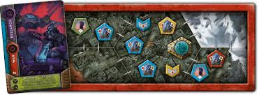 A Eurogame With Thematic Bite Downfall Looks Great And Can Be Yours If You Hurry