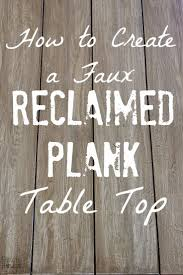 Diy Reclaimed Wood Table Top by 39 Best Coffee Table Diy Images On Pinterest Home Diy Table And